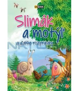 Kniha Slimák a motýľ