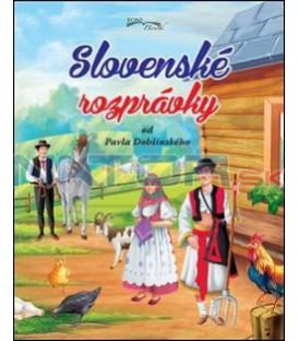 Kniha Slovenské rozprávky od Pavla Dobšinského
