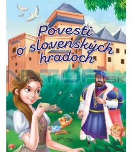 Kniha Povesti o slovenských hradoch