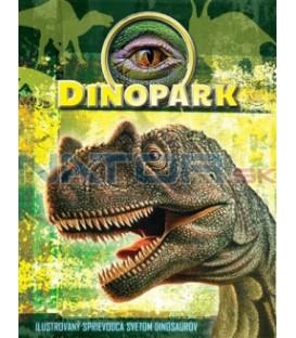 Kniha Dinopark