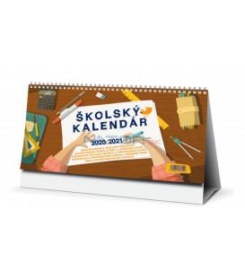 Stolový kalendár Školský 2020/2021