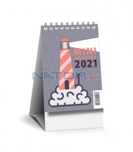 Stolový Minikalendár 2021