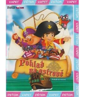 Poklad na ostrově (Dobutsu takarajima) DVD