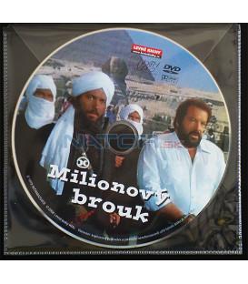 Milionový brouk (Piedone d´Egitto) DVD (BALENIE V OBÁLKE Z FOLIE PRIEHĽADNÁ)