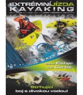 Extrémní jízda - Kayaking (The Ultimate Ride: Steve Fisher) DVD