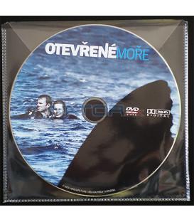 Otevřené moře (Open Water)  DVD (BALENIE V OBÁLKE Z FOLIE PRIEHĽADNÁ)