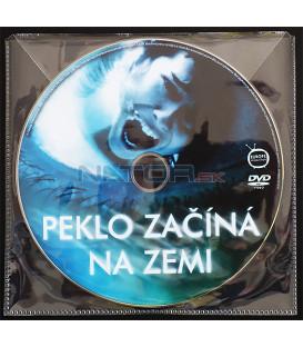 Peklo začíná na zemi (Hipnos)  DVD (BALENIE V OBÁLKE Z FOLIE PRIEHĽADNÁ)