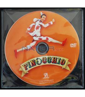 Pinocchio DVD (BALENIE V OBÁLKE Z FOLIE PRIEHĽADNÁ)