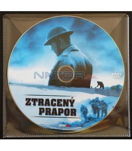 Ztracený prapor (The Lost batalion) DVD (BALENIE V OBÁLKE Z FOLIE PRIEHĽADNÁ)