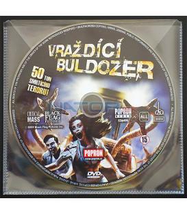 Vraždící buldozer (Crawler) DVD (BALENIE V OBÁLKE Z FOLIE PRIEHĽADNÁ)