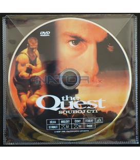 The Quest - Souboj cti (The Quest) DVD (BALENIE V OBÁLKE Z FOLIE PRIEHĽADNÁ)