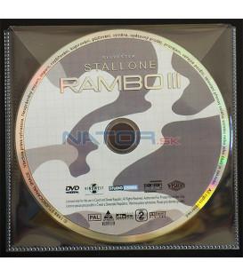 RAMBO III DVD (BALENIE V PLASTOVEJ OBÁLKE)