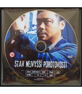 STAV NEJVYŠŠÍ POHOTOVOSTI (GO DO GAAI BEI) DVD (BALENIE V PLASTOVEJ OBÁLKE)