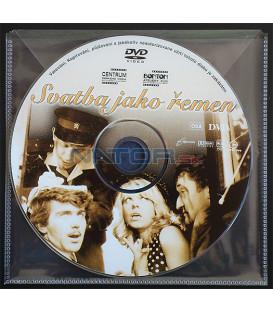 Svatba jako řemen DVD (BALENIE V PLASTOVEJ OBÁLKE)