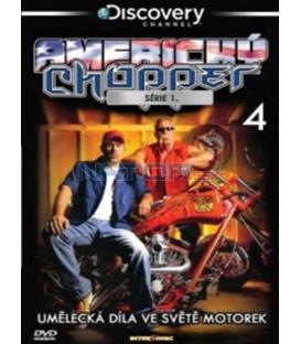 Americký chopper - série 1 - disk 4 (American chopper, Season 1)