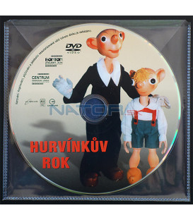 Hurvínkův rok DVD (BALENIE V PLASTOVEJ OBÁLKE)