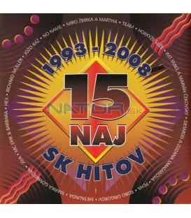 CD 15 Naj SK Hitov 1993 - 2008