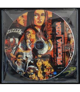 Pekelná jízda  (Hell Ride) DVD (BALENIE V PLASTOVEJ OBÁLKE)