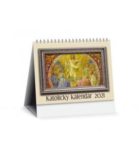 Stolový kalendár Katolícky 2021