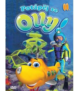 Potápěj se, Olly! 2 (Dive, Olly, Dive!) DVD