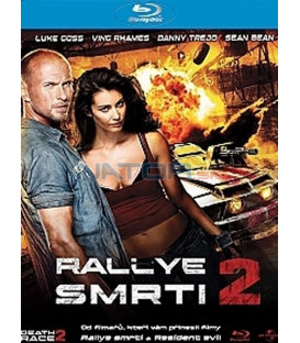 Rallye smrti 2. Blu-ray (Death Race 2)