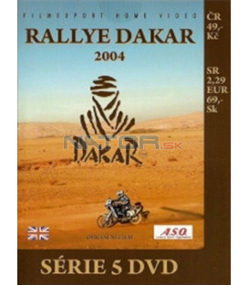Rallye Dakar 2. DVD - 2004 (Dakar 2004 - The Highlights) DVD