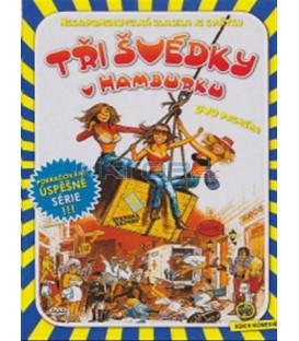 Tři Švédky v Hamburku (Drei Schwedinnen auf der Reeperbahn) DVD