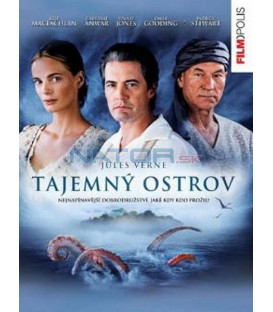 Tajemný ostrov (Mysterious Island) DVD
