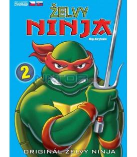 ŽELVY NINJA 2  (Teenage Mutant Ninja Turtles) DVD