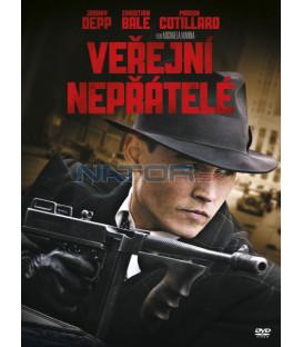 Veřejní nepřátelé 2009 (Public Enemies) DVD