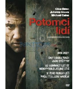 Potomci lidí 2006 (Children of Men) DVD