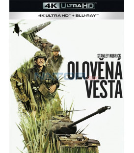 Olověná vesta 1987(Full Metal Jacket) (4K Ultra HD) - UHD Blu-ray + Blu-ray