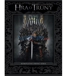 Hra o trůny 1. série 5DVD - multipack (Game of Thrones Season 1) DVD