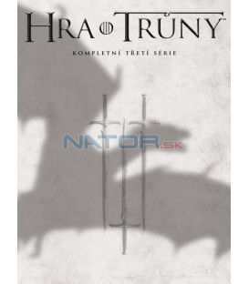Hra o trůny 3. série 5DVD - multipack (Game of Thrones Season 3) DVD