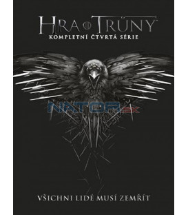 Hra o trůny 4. série 5DVD - multipack (Game of Thrones Season 4) DVD
