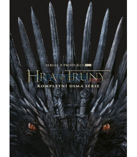 Hra o trůny 8. série 4DVD - multipack (Game of Thrones Season 8) DVD