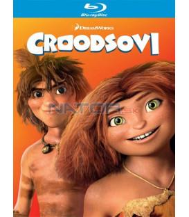 Croodsovi (The Croods)  Blu-ray