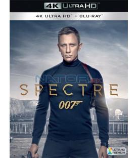 Spectre 2015 (Spectre) (4K Ultra HD) - UHD Blu-ray + Blu-ray
