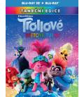 Trollovia 2:Svetové turné 2020 (Trolls World Tour) 3D + 2D Blu-ray