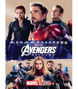 Avengers: Endgame 2019 (Avengers: Endgame) DVD Edice Marvel 10 let