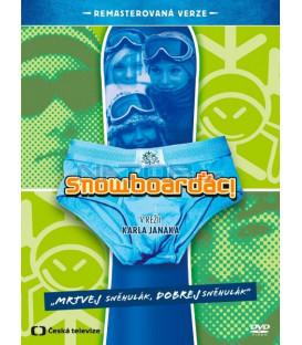 Snowboarďáci (Snowboarďáci) -  remasterovaná verze DVD