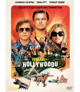 Tenkrát v Hollywoodu 2019 (Once Upon a Time in Hollywood 2019) DVD