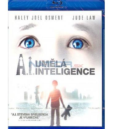 A.I. Umělá inteligence Blu-ray (Artificial Intelligence: AI)