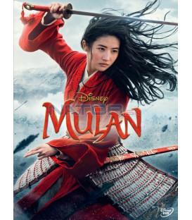 MULAN 2020 (Mulan) DVD