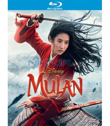 MULAN 2020 (Mulan) Blu-ray