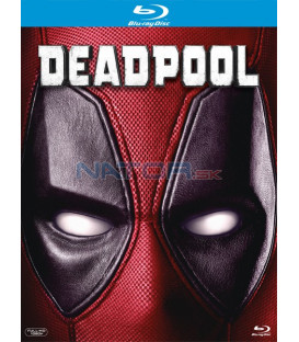 Deadpool 2016 Blu-ray