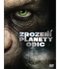 Zrození Planety opic 2011 (Rise of the Planet of the Apes) DVD