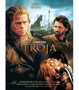 Troja (Troy) DVD