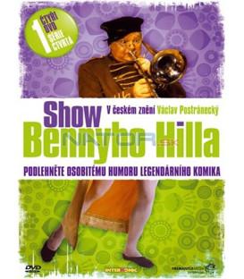 Show Bennyho Hilla série 4 dvd 1   (The Benny Hill Show)
