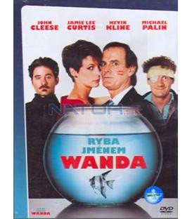 Ryba jménem Wanda DVD